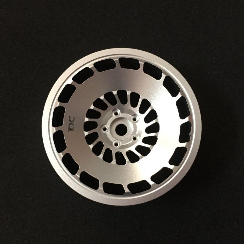 Free Shipping 1/10 RC Drift Car Wheel Hub RC Crawler Truck Metal CCV Wheels Offset +6/9