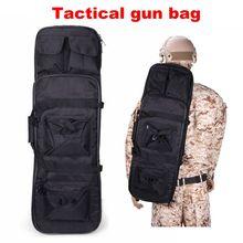 Tactical Rifle Gun Airsoft Shot gun Carry Case Bag Backpack Military Carbine Air Outdoor Sport Hunting Green