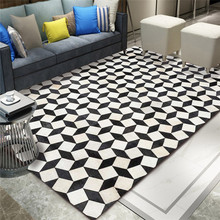 Creative Europe Type 3D Printed Carpet Doormat Absorb Water Bathroom Kitchen Absorb Water Antiskid Mat/Rugs Hallway Carpets cute christmas santa antislip water absorb doormat bath mat