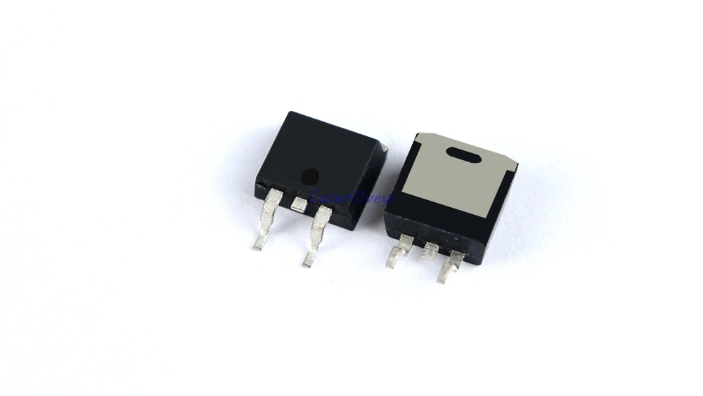 1pcs/lot B20NM50 B20NK50Z TO-263