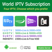 INDHDTV Android IPTV Code India France Subscription Arabic Europe Live  channels and Free VOD Pakistan Spain IP TV Turkey