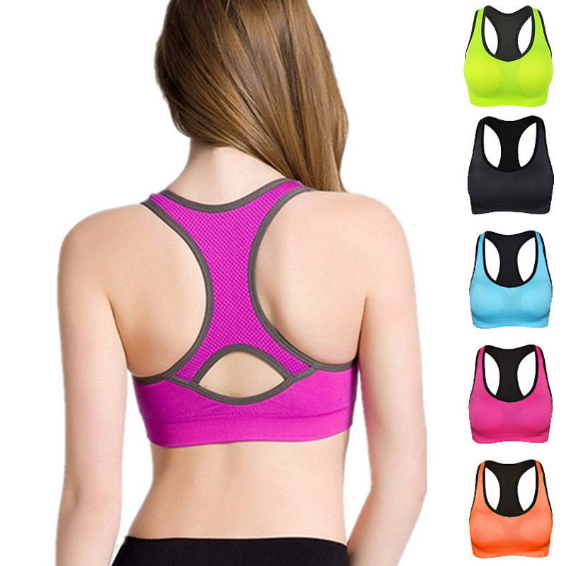 UMLIFE 2016 New Women Yoga Bra Fitness Running Workout Shockproof Bra Push Up Sexy Lady Short Vest StrenchTank Top Sports Clothe sexy sports bra and leggings