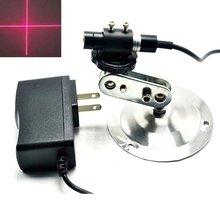 12x55 мм 650 нм 80 мВт крестообразный красный лазерный модуль