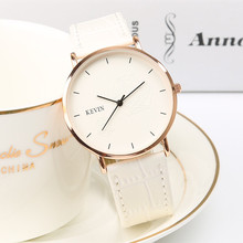 KEVIN Fashion Personality Creative Design Women Couple Watches Unique Dress Caual Gift Lady Girl Child Kids Simple Wristwatch