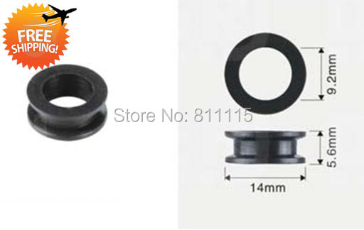 10pcs bag Diagnostic tool pump wedge black KLOM Medium size Auto Air wedge PUMP WEDGEs Locksmith