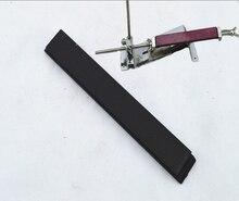 Schwarz Edelstein Messerschärfstein Messer Rubin strickenly feinen Schleifstein 1500 Grit Schleifstein 150x20x5mm
