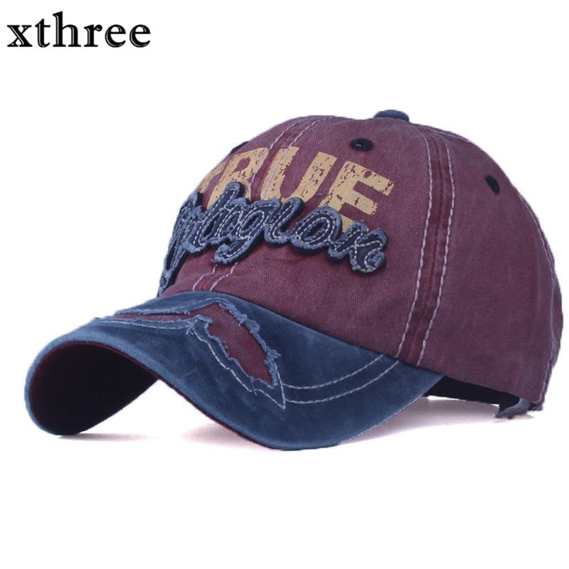 Prix pour Xthree hiver coton marque snapback casquette de baseball équipée os casquette chapeau célèbre cap mannen cap chapeau pour hommes