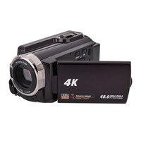 HDV-534K цифровая камера ночного видения 48MP Удобная видеокамера 4 K HD DVR HDMI видеокамера Прямая доставка
