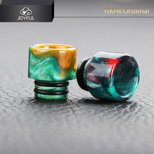 Electric Cigarettes 510 Drip Tip Resin Starry Sky 510 Drip Tips for RDA RTA RBA Atomizer Mouthpieces for Joyetech Ego Aio Tank