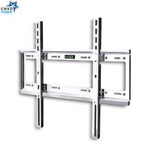 Common 50kg Fastened TV Wall Mount Bracket Flat Panel TV Slim Stainless Metal  TV Body for 26-55 Inch LCD LED Monitor Flat Pane