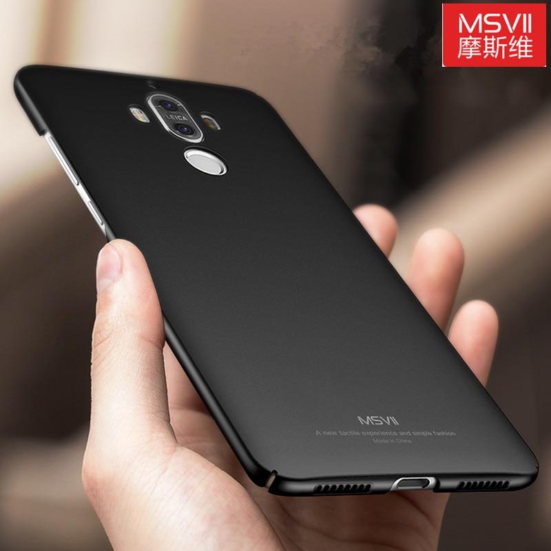 Handys & Telekommunikation Angepasste Hüllen Huawei Nova Fall Abdeckung Msvii Marke Luxus Fall Für Huawei Nova Lite Fall Einfache Stilvolle Rückseitige Abdeckung Coque Für P10 Lite Telefon Fall