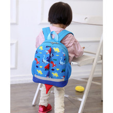 Dinosaurs Patterned Backpack for Kids
