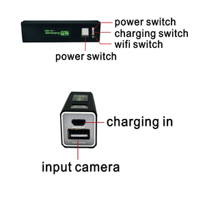 Image 5 - Harte Kabel WIFI Endoskop Mini Wasserdichte Kamera 8MM 8 LED Wireless USB Endoskop Endoskop Für Android PC IOS Iphone endoskop