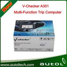 Best Quality V Checker V-CHECKER A301 Car Trip Computer Diagnostic Tool Multi-Language on sale !!