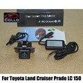 Car Laser luz de nevoeiro / para Toyota Land Cruiser Prado LC 150 LC150 2010 ~ 2015 / traseiros luz de aviso / veículo aviso de colisão