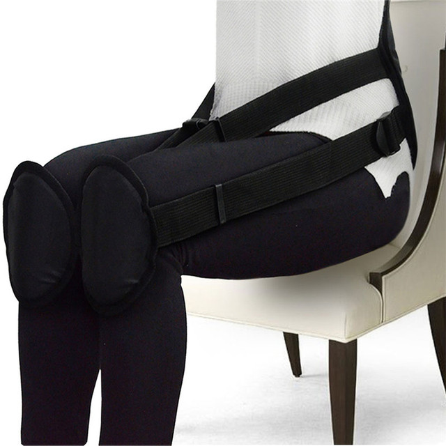 Adult Sitting Posture Correction Adjustable Belt  2