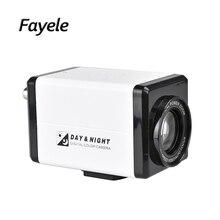 CCTV Security Indoor AHD 1080P BOX Camera 30X Zoom RS485 4in1 TVI CVI CVBS Analog 1200TVL Color Video Camera Surveillance