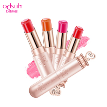 Qdsuh 10 Colors Butterfly Love Rose Lipstick Moisture Natural Essence Makeup Waterproof Nutritious Easy wear Long Lasting Matte