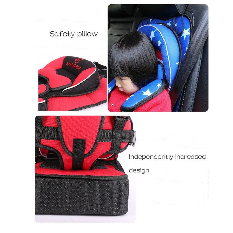Baby Safe Seat Mat 6