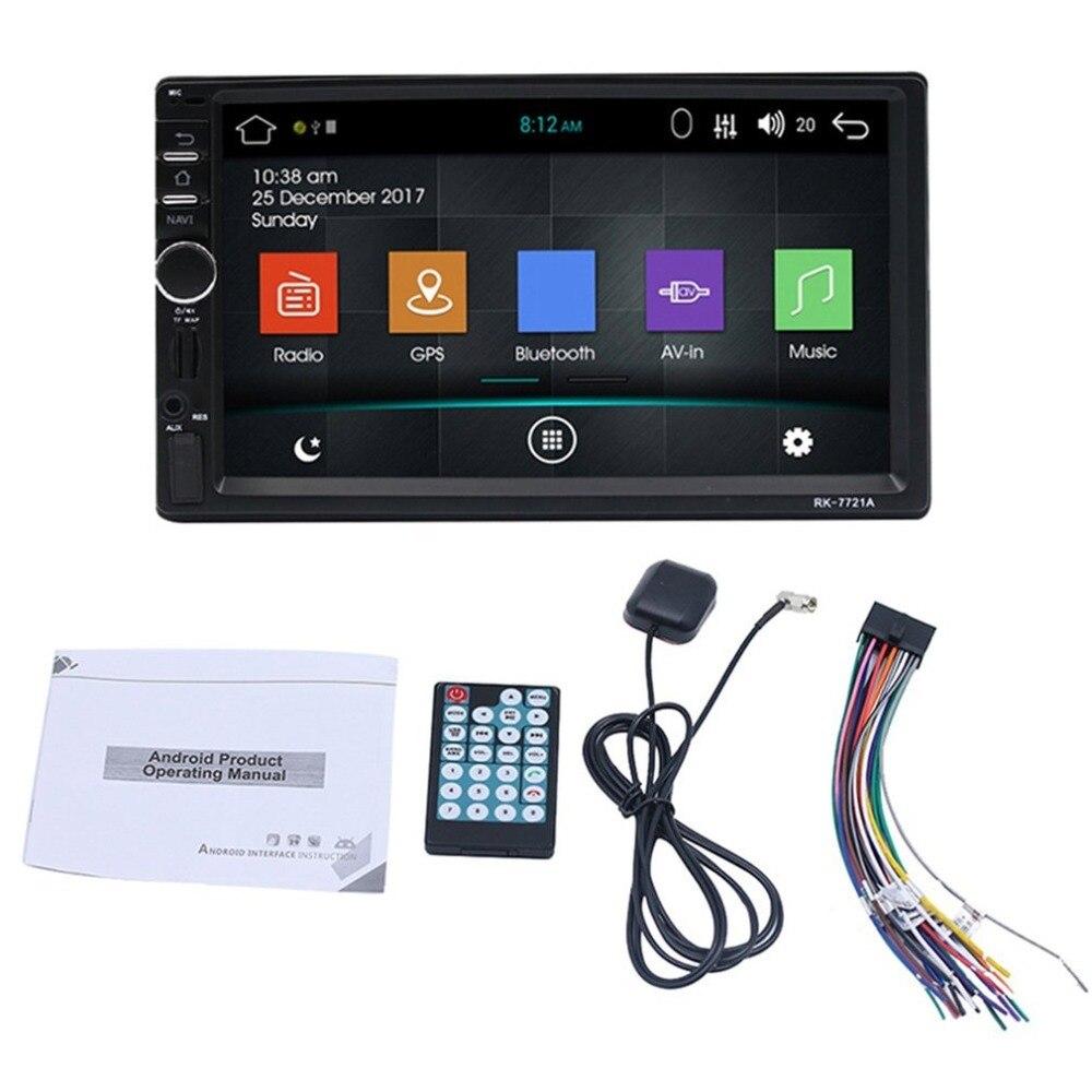 Профессиональный 7 дюймовый HD 1024*600 емкостный экран 7 цветной светильник с функцией автомобильного dvd плеера Европейская Карта