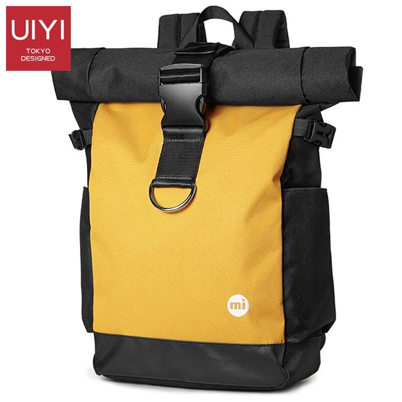Fashion Men 14 Inch Laptop Backpack Anti Theft Backpack Polyester Charging Men School Notebook Bag Waterproof Travel Backpack