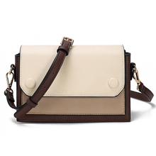 Lovely small  Panelled bags for woman affordable women luxury messenger mini Shopping Bags ladies crossbody