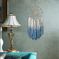 H&D Ethnic Style DreamCatcher Wall Hanging Dreamcatcher Pendant Creative Car Hanging kids Room Home Decoration For Nursery Decor