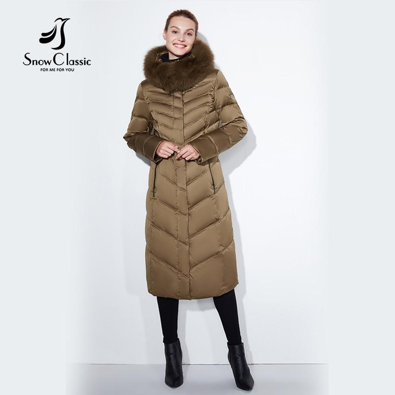 Fourrure Col Taille Veste Black Chaud Grande Froid Snowclassic De Mode Rayures blue Corps Chapeau 2017 gray Dame Long yellow Coton IxtfwqPY