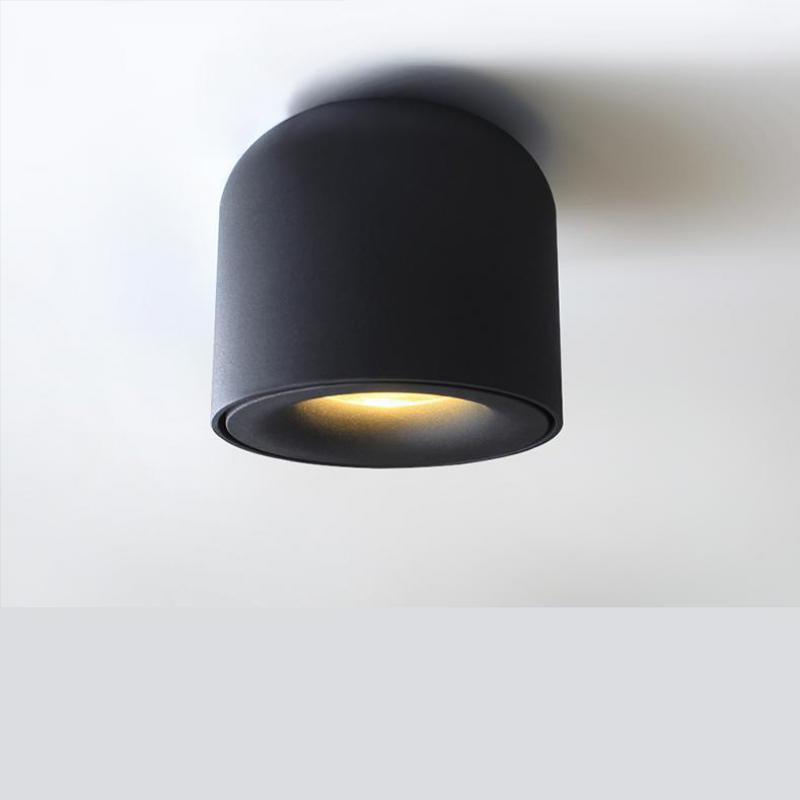 Modern Led surface Lamp Ceiling Lamp indoor lighting Living Room Balcony Lamp Spot light Aisle ceiling light Nordic porch lamp fashion nordic living room bedside wall lamp porch balcony porch light solid wood creative light simple black and white