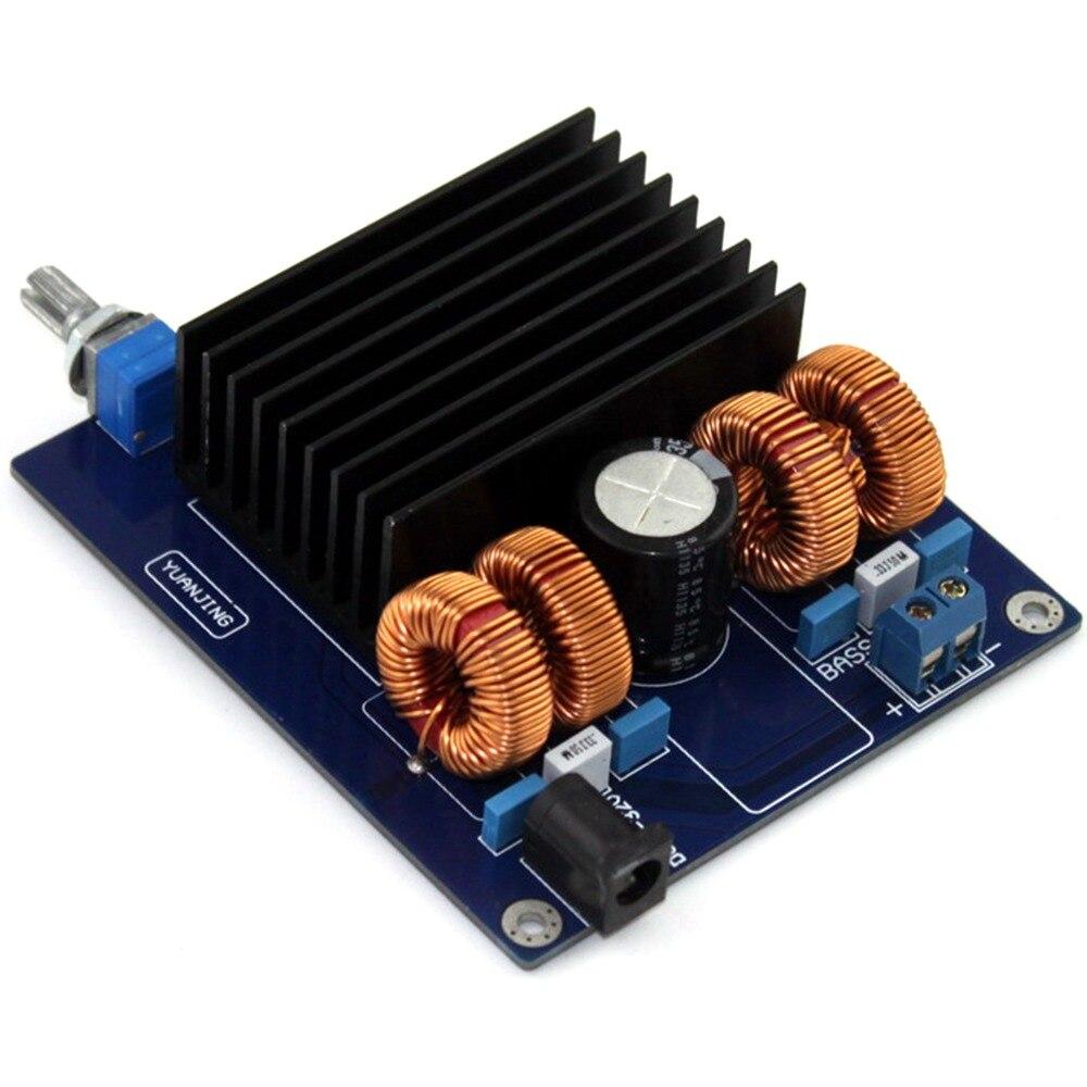 TDA7498 150 W Mono Class D Subwoofer Power Verstärker Abgeschlossen board AMP Montiert