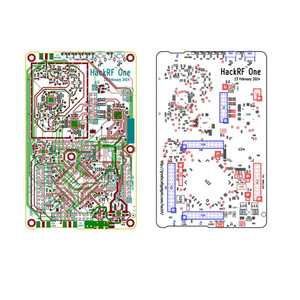 Image 3 - HackRF אחד 1MHz כדי 6GHz רדיו מוגדר תוכנה פלטפורמת פיתוח לוח RTL SDR הדגמת לוח Dongle מקלט חם רדיו C5 002