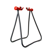 2017 High Quality Universal Flexible Bicycle Bike Display Triple Wheel Hub Repair Stand Kick Stand For