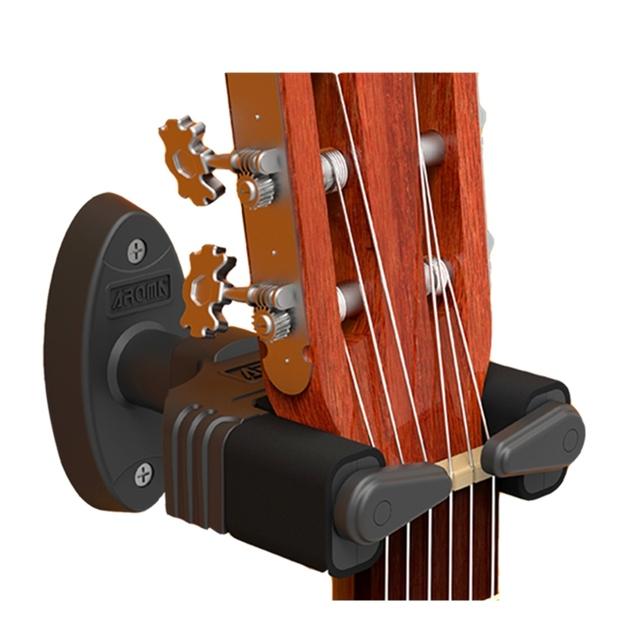 Bloqueio automático Instrumentos Guitar Parts Aroma AH-85 Gancho para Toda a Guitarra Ukelele 153*99*31mm Nova Chegada