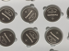 10pcs/lot New Genuine Panasonic BR2032 BR 2032 3V Battery High temperature Button Coin Cell Batteries Free Shipping