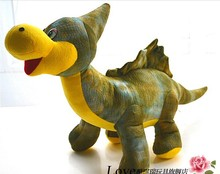middle size lovely Denver dinosaur doll plush dinosaur toy creative doll children gift about 80cm