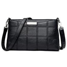 Kajie Frauen Umhängetaschen Weibliches Echtes Leder Schaffell Tasche Damen Kleine Umhängetasche Bolso Mujer Flap Messenger Bag