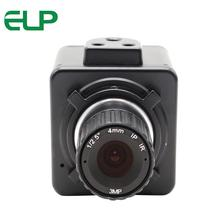 YUY2 and MJPEG VGA 480P OV7725 cmos 6mm manual focus lens Digital Video usb industrial camera for automatic vending machine