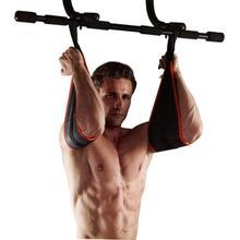 AB слинг ремни фитнес брюшной Висячие пояса мышцы обучение поддержка ремень подбородок сядет Pullup Упражнения оборудование для тренировки