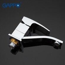 GAPPO water mixer bathroom sink Faucet tap Basin sink tap mixer bathroom faucet brass faucet waterfall toilet basin mixer G4507
