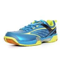 Li Ning Men Professional Badminton Training Shoes Breathable Sneakers Cushion Li Ning Sports Shoes FYZH027