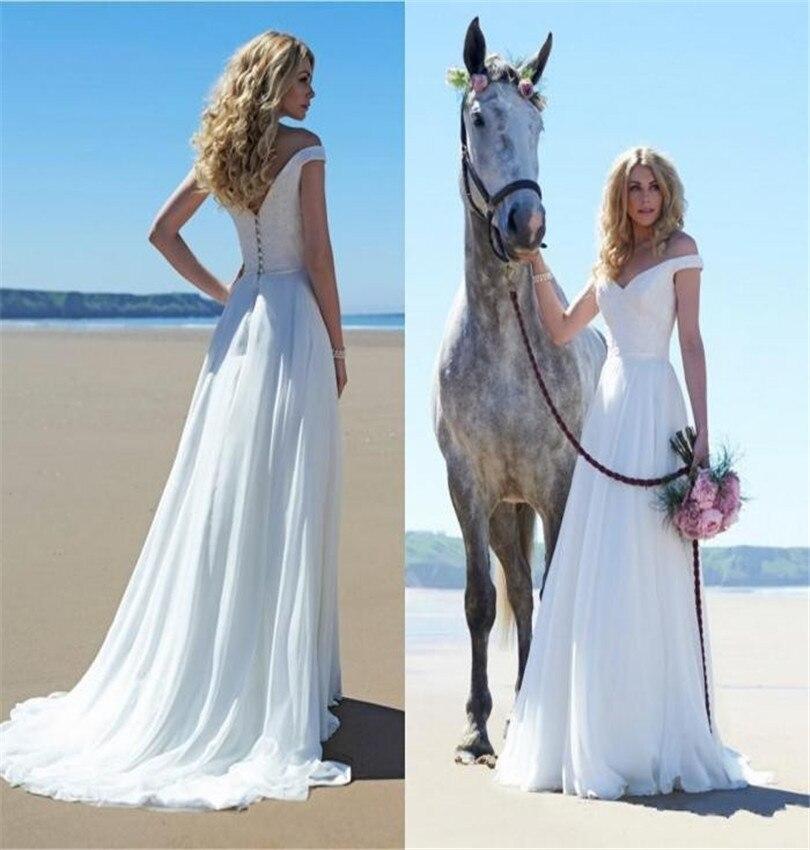 Online Get Cheap Bohemian Style Wedding Dresses Aliexpresscom  Alibaba Group