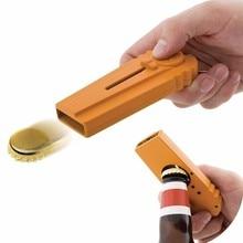Original Cap Zappa logo Bottle Opener with key ring,Cap Launcher Fire Shooting Over 5 Meters Kitchen Beer Bottle Opener Keychain