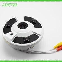 AHWVSE 5MP 1.8mm Fisheye Lens AHD 720P/960P/1080P Indoor Dome CCTV Camera Security AHD Camera 360 Degree