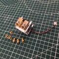 Ultimaker 2 + UM2 + расширенный двойной блок Olsson насадка Hotend головка заголовка для 1 75 мм/3 мм нить 3D принтер Часть