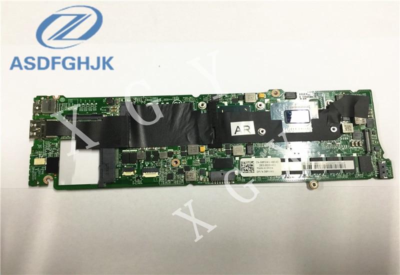 laptop motherboard DAD13AMBCD1 for Dell for XPS 13 L322X motherboard Ultrabook SR0N7 I5-3427 CN-06FXWV 100% Fully testedlaptop motherboard DAD13AMBCD1 for Dell for XPS 13 L322X motherboard Ultrabook SR0N7 I5-3427 CN-06FXWV 100% Fully tested