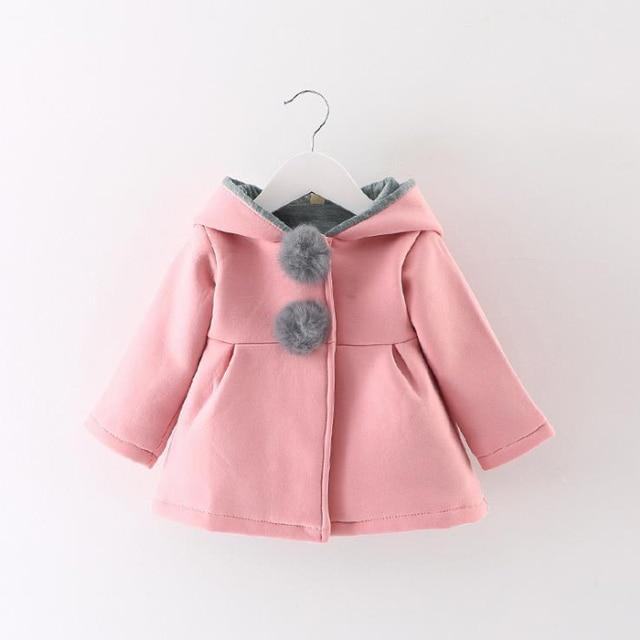 Baby Girl Coat 2