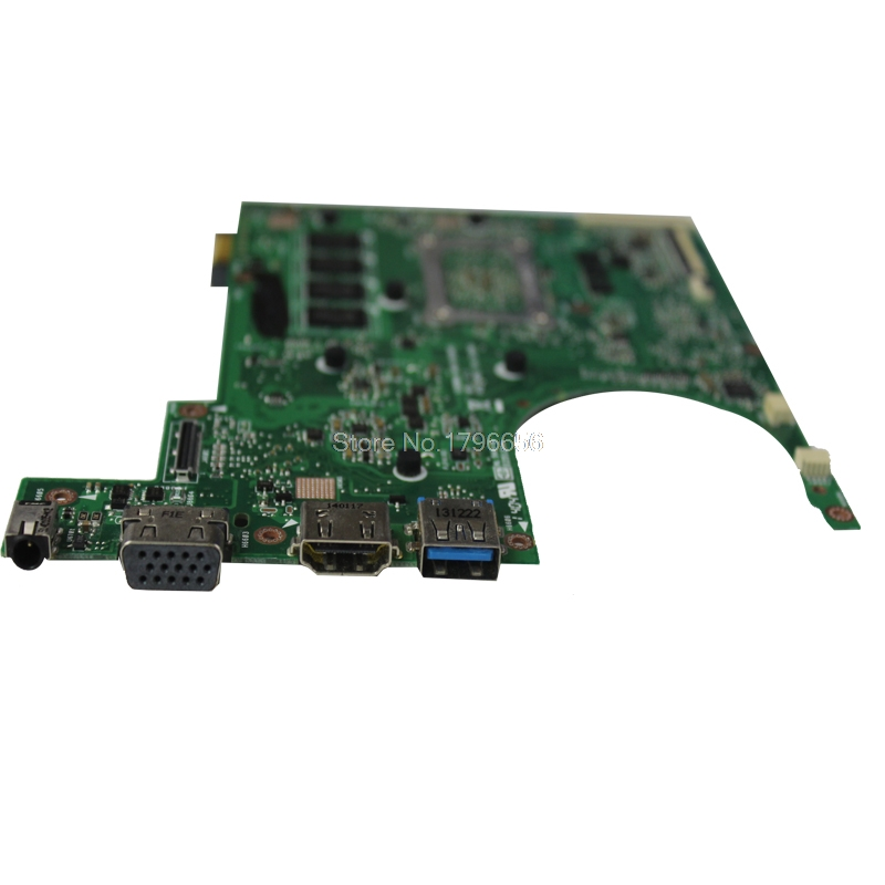 For ASUS X200C X200CA Laptop Motherboard With 1007U CPU Mainboard DDR3 2GB Test
