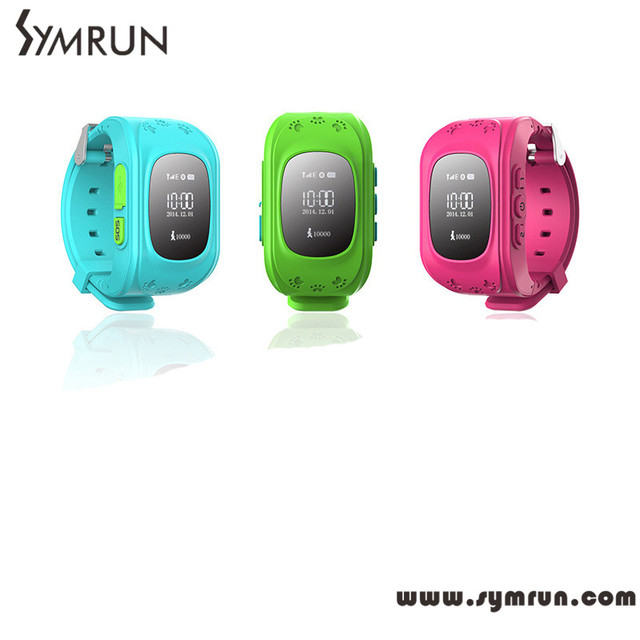 Symrun GPS Touch Screen WIFI Position Smart Watch Q50 Children SOS Call Location Finder Tracker Kid Safe Anti Lost Monitor