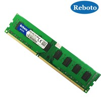 Reboto DDR3 4GB 1333MHz 1600MHz RAM Memory PC Desktop For AMD MB Support Dual Channel
