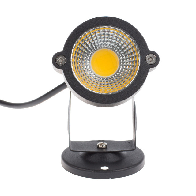 Led Cob Lawn Lamps Outdoor Lighting 12v 3 1w Ip65 Waterproof Garden Pond Path